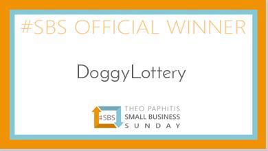 Small Business Sunday_winnerbadge_square_DoggyLottery