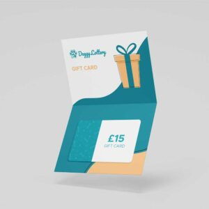 £15 doggy lottery gift card
